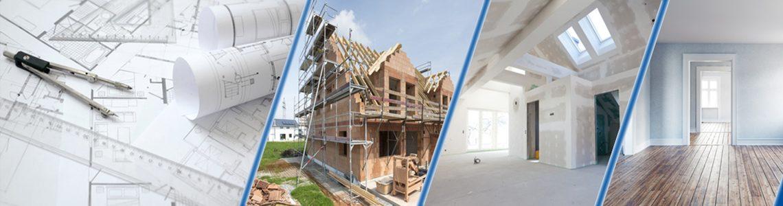 Neubau + Sanierung
