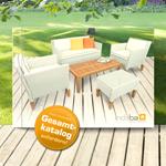 Haus + Garten - Katalog anfordern
