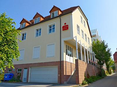 Wohn- und Geschäftshaus in Herrnhut