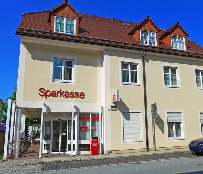 indoba hat was im Visier: ein Wohn- und Geschäftshaus in Herrnhut
