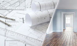 Unsere Bereiche - Neubau + Sanierung