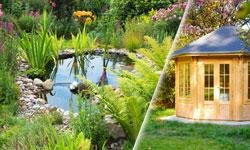 Unsere Bereiche - Haus + Garten - Home