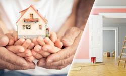 Unsere Bereiche - Immobilien + Grundstücke - Home